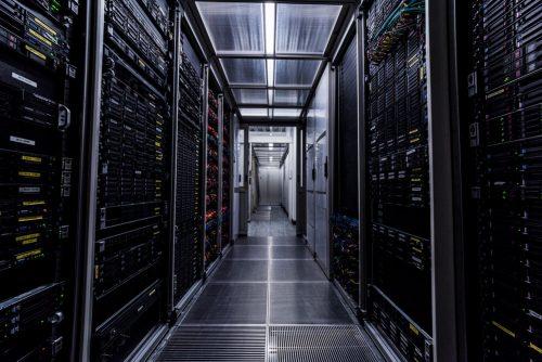 York Data Centre Racks